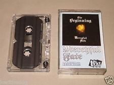 MERCYFUL FATE - The Beginning - MC Cassette un/official rare polish tape