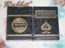 1 deck Ornate Obsidian edition by HOPC~USPCC-S10317987-E1