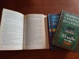 Libros Alberto Vazquez Figueroa