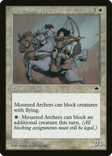 Magic MTG Tradingcard Tempest 1997 Mounted Archers