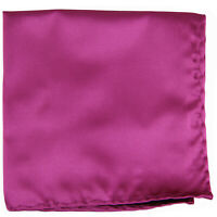 New Men's polyester Pocket Square Hankie Handkerchief violet wedding formal