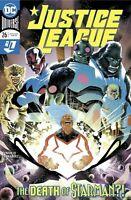Justice League #26 DC COMICS 2019 1st Print COVER A STARMAN