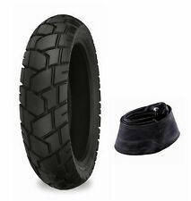 New Shinko 120/90-17 705 Tire & Tube For Honda XL250R,XL350R,XL500R,KLR250