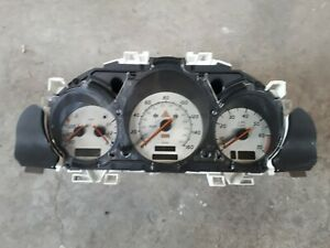 Mercedes Benz SLK 320 R170 Speedo Tachometer