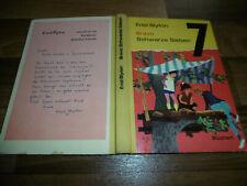 Enid Blyton -- BRAVO, SCHWARZE SIEBEN // Blüchert Verlag 1962