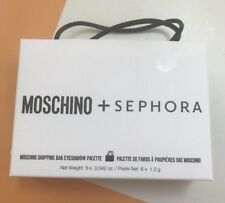 MOSCHINO X SEPHORA BEAR SHOPPING BAG EYE SHADOW PALETTE