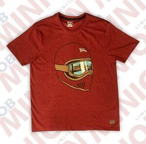 Royal Enfield Genuine Merchandise Tee Shirt - HELMET DESIGN