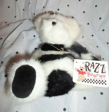 "Boyd's Razz Bearies Bee Bear 8"" Plush Soft Toy Stuffed Animal"