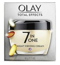 Olay Total Effects 7in1 Anti-Aging Night Firming Cream Face Moisturizer 1.7ozNIB