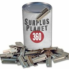 New 20pc Original Military Army Issue Survival Kit P38 P-38 Can Opener US Shelby