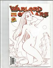 Warlord of Mars 13 (2011)  DYNAMIC FORCES VARIANT!!!   EXTREME HIGH GRADE!!