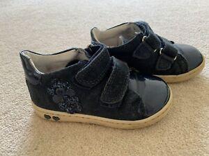 Girl's Primigi Navy Blue Boots / Shoes Size 23