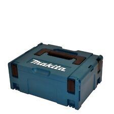 Makita Makpac 2 leer mit Einlage Systemkoffer Gr. 2 P-02375 P02375 NEU