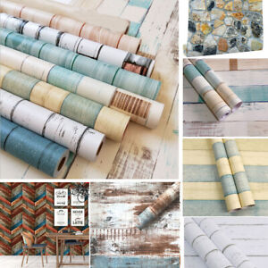 Contact Paper Peel and Stick Wallpaper Removable Self Adhesive Decor Roll