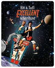 Bill And Teds Excellent Adventure 25th Anniversary Steelbook Edition  [1989]