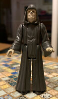 Emperor Palpatine Star Wars ROTJ Vintage Kenner Action Figure 1984