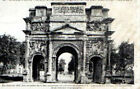 CPA 84 ORANGE arc de triomphe (arc de marius) erige vers l'an 102 facade