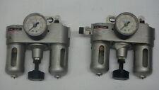 New listing Smc Nau100 Lot Of 2 Air Lubricators Used #77
