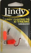 Lindy Floating Rig X-Treme Minnow RC090/CD0112-RARE VINTAGE COLLECTIBLE-SHIP N24