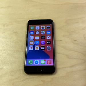 Apple iPhone 7 - 256GB - Jet Black (Unlocked) (Read Description) EB1174