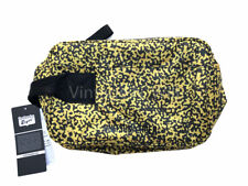 Onitsuka Tiger Asics Yellow/ Khaki Camo Shaving Toiletry Bag Travel Dopp Kit