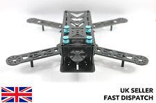 Fibra Di Carbonio 250/280mm Racing Quadcopter Telaio Kit FPV RC Reale Nighthawk