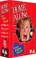 Home Alone Home Alone 2 Home Alone 3 Home Alone 4 DVD