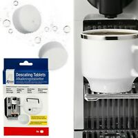 6 x Cleaning Descaling Tablets for Bosch Neff & Siemens Coffee Machine Makers