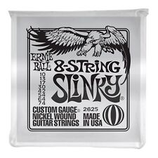 Ernie Ball 2625 8 String Slinky Electric Guitar Strings Ships FREE US Shipping!