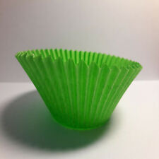 """100 x 2.25"""" Colorful Paper Cupcake Cases Wrapper Muffin Mold Liners Baking Cups"""