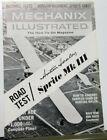 1966 Austin Healey Sprite Mk III Dealer Brochure Mechanix Illustrated Road Test