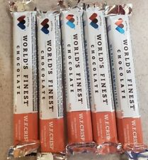 World's Finest Chocolate Bars  W.F.CRISP 1.15oz/32g  5 pcs