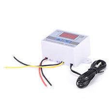 220V 10A Digital LED Temperaturregler XH-W3001 für Kühlung Heizung Schalter  X