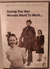 During The War Women Went To Work Voices Of WWII Project On DVD D17