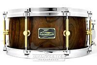 Canopus Zelkova Snare Drum 14x6.5 - Video Demo