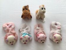 Vintage Pound Puppy Horse Puppy Surprise Babies Plush Stuffed Animals