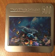 Magic Effects Collection 500 Piece Puzzle Called Miracle of Life