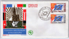 FRANCE FDC - 678 S 31 35 1 CONSEIL DE L'EUROPE - 22 Mars 1969
