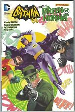 BATMAN '66 MEETS THE GREEN HORNET TP TPB $14.99srp Kevin Smith Alex Ross NEW