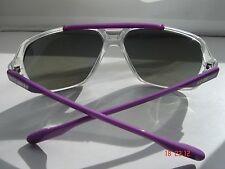 Gafas de sol Nike MDL.200 Transparente/Morado Láser EVO716 955 Unisex + Estuche