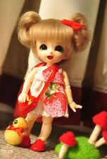 BJD SD Pukifee Pongpong  Free Eyes + Face Up Size 16cm High Quality toys Gift
