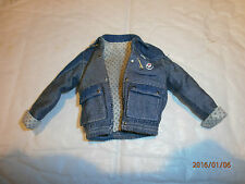 Hot Toys Marty McFly BTTF Denim jacket 1/6th scale