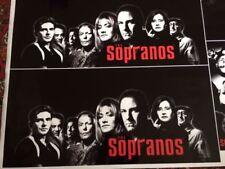 Sopranos pinball cabinet decal set