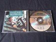 Deliverance. Dueling Banjos. Film Soundtrack. Compact Disc. 1973. Germany.