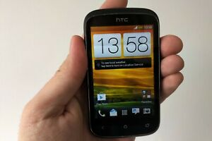 HT Desire C 4GB Black (Unlocked) Smartphone Beats Audio mobile phone Android 4.0