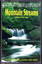 Mountain Steams~Soothing Sounds Of Rippling Water Enhanced With Music~Cassette