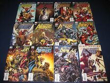 The Mighty Avengers Complete Run 1-36 (2007-2010) Marvel Comics Iron man Thor