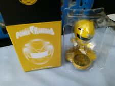 Yellow Power Rangers UNITE 2017 Loot Crate Exclusive Mini Action Figure NEW