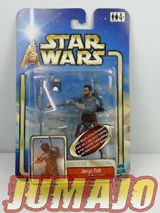 BLI24 figurine STAR WARS AOTC Attack of the clones JANGO FETT Kamino Escape
