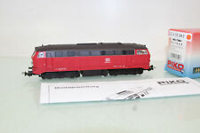 Piko H0 57502 Diesellok BR 218 244-2 der DB AG neuwertig in OVP (CL4350)